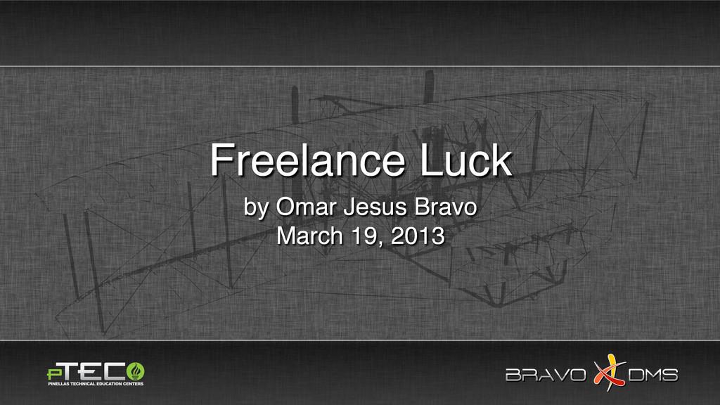 BRAVO DMS BRAVO DMS by Omar Jesus Bravo March 1...