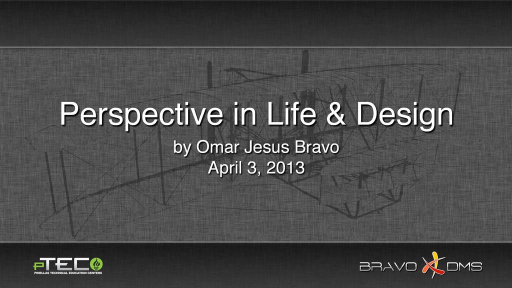 BRAVO DMS BRAVO DMS by Omar Jesus Bravo April 3...