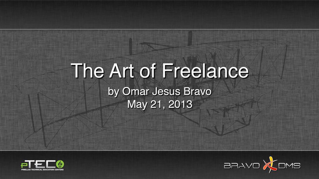 BRAVO DMS BRAVO DMS by Omar Jesus Bravo May 21,...
