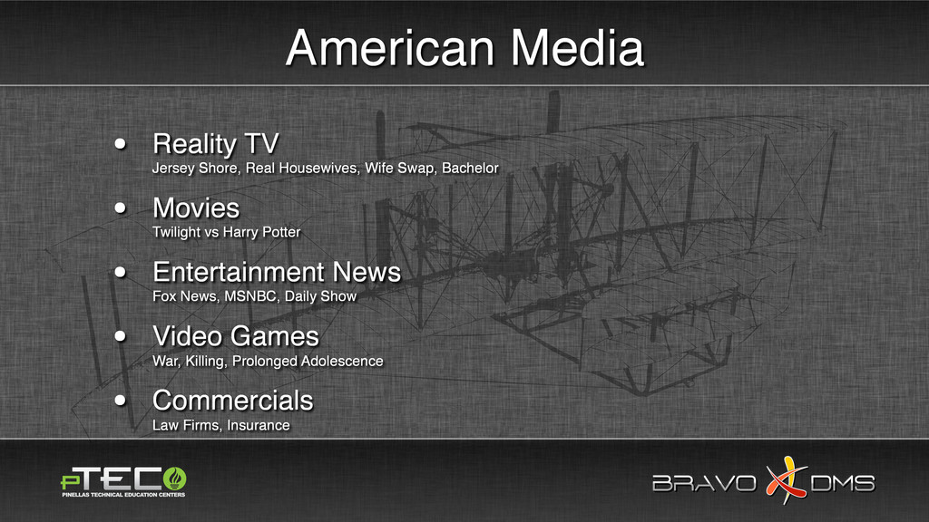 BRAVO DMS BRAVO DMS American Media • Reality TV...