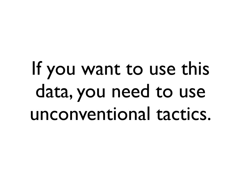 If you want to use this data, you need to use u...
