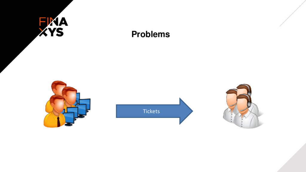 Problems Tickets