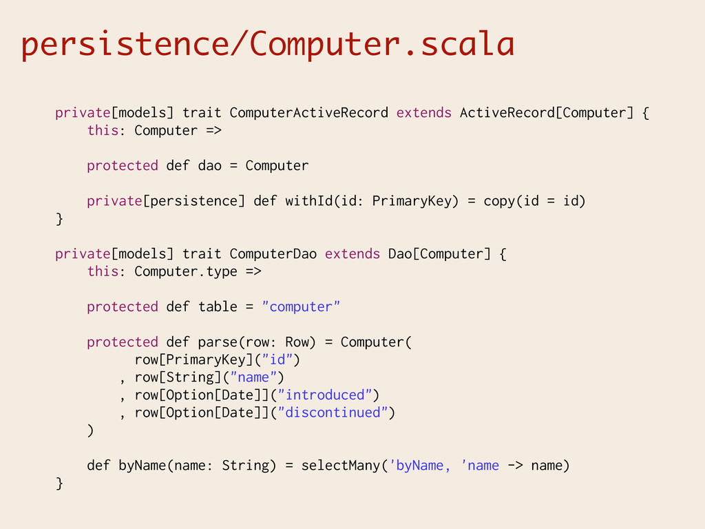 persistence/Computer.scala private[models] trai...