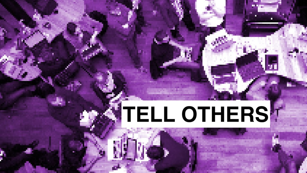 TELL OTHERS TELL OTHERS