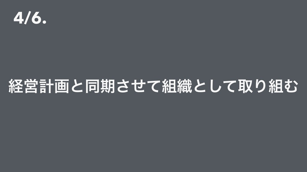 4/6. ܦӦܭըͱಉظͤͯ͞৫ͱͯ͠औΓΉ