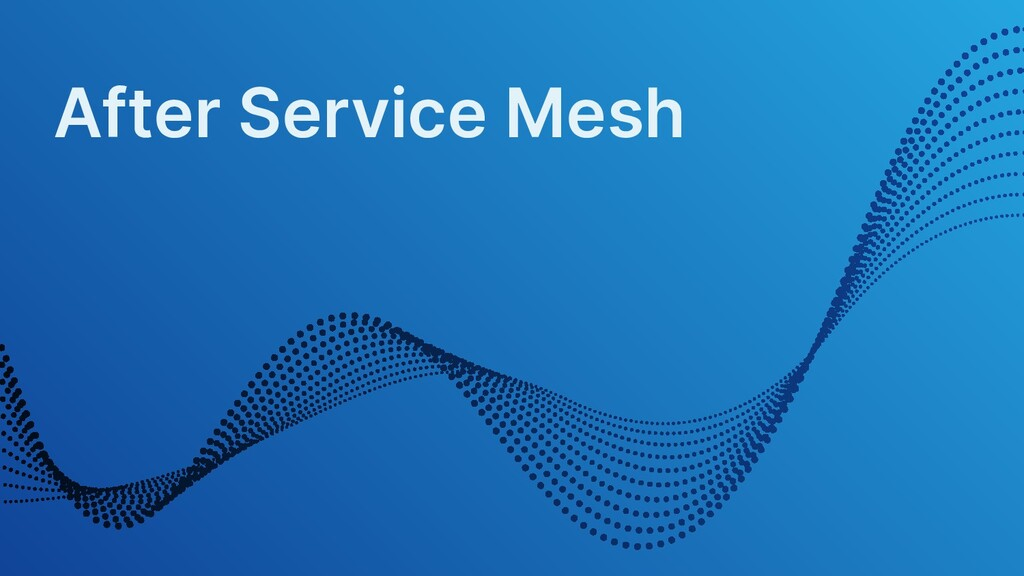 After Service Mesh