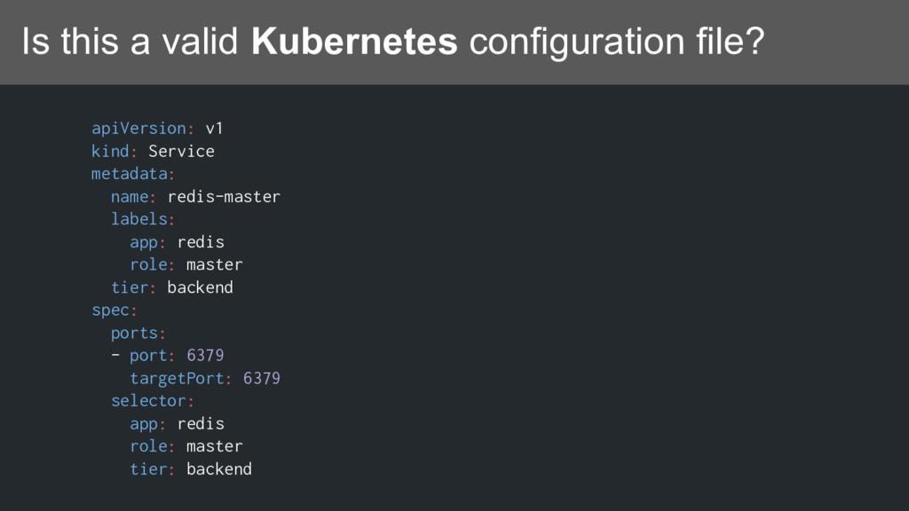 apiVersion: v1 kind: Service metadata: name: re...
