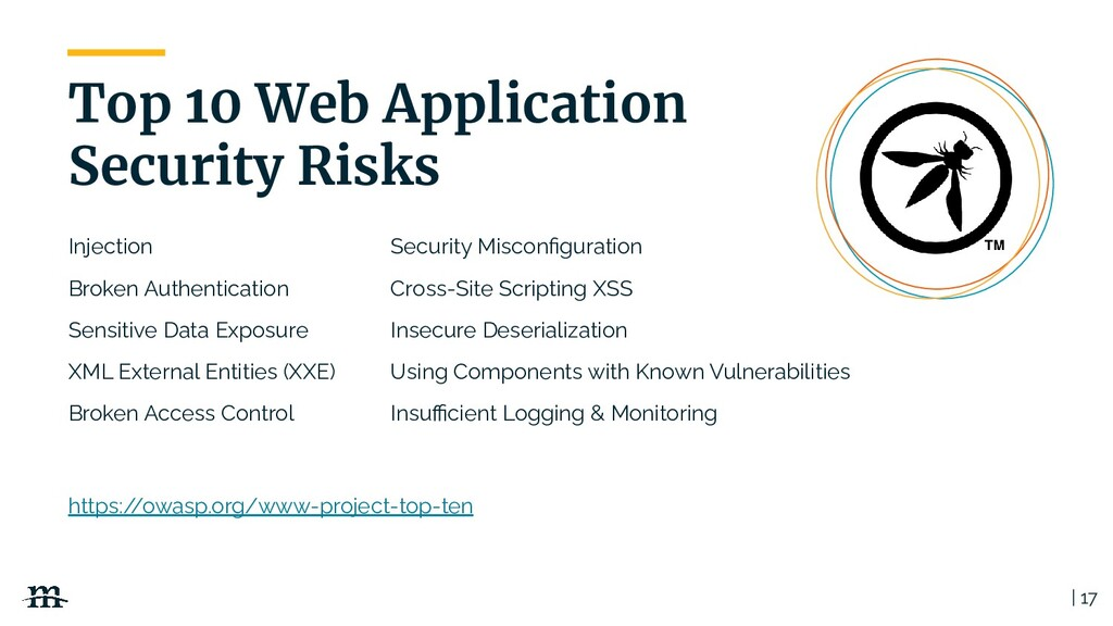 | 17 Top 10 Web Application Security Risks Inje...