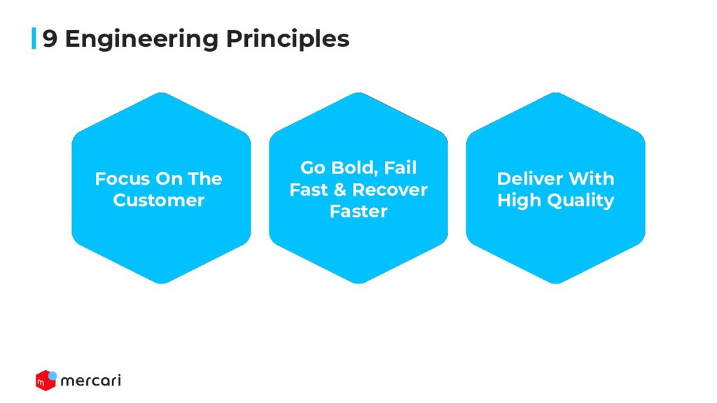 Focus On The Customer 9 Engineering Principles ...
