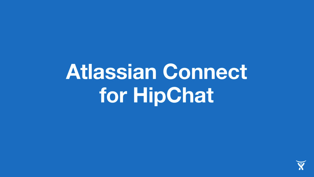 Atlassian Connect for HipChat