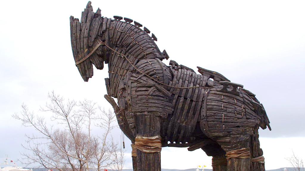 React TODO: Trojan horse.