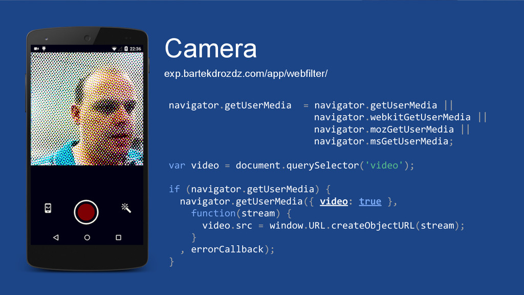 Camera exp.bartekdrozdz.com/app/webfilter/ navi...
