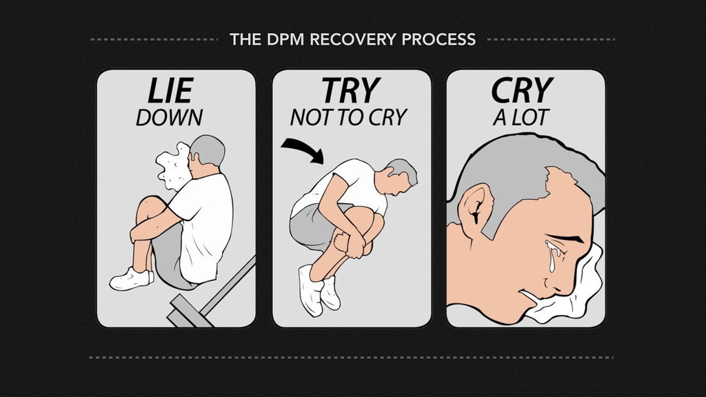 THE DPM RECOVERY PROCESS