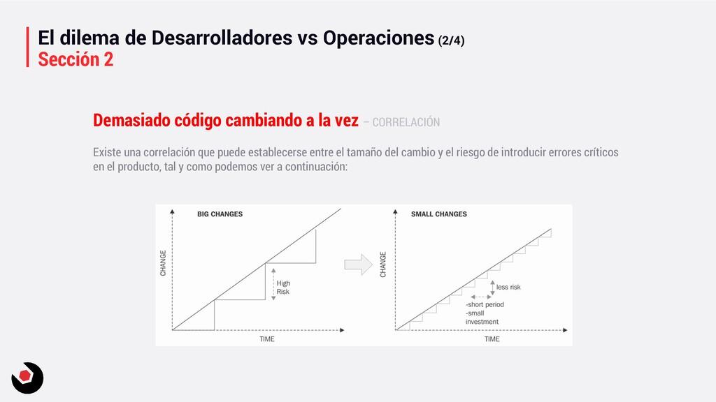 El dilema de Desarrolladores vs Operaciones (2/...