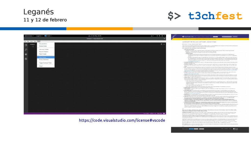 11 y 12 de febrero Leganés https://code.visuals...
