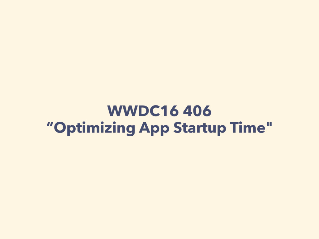 WWDC16 406 