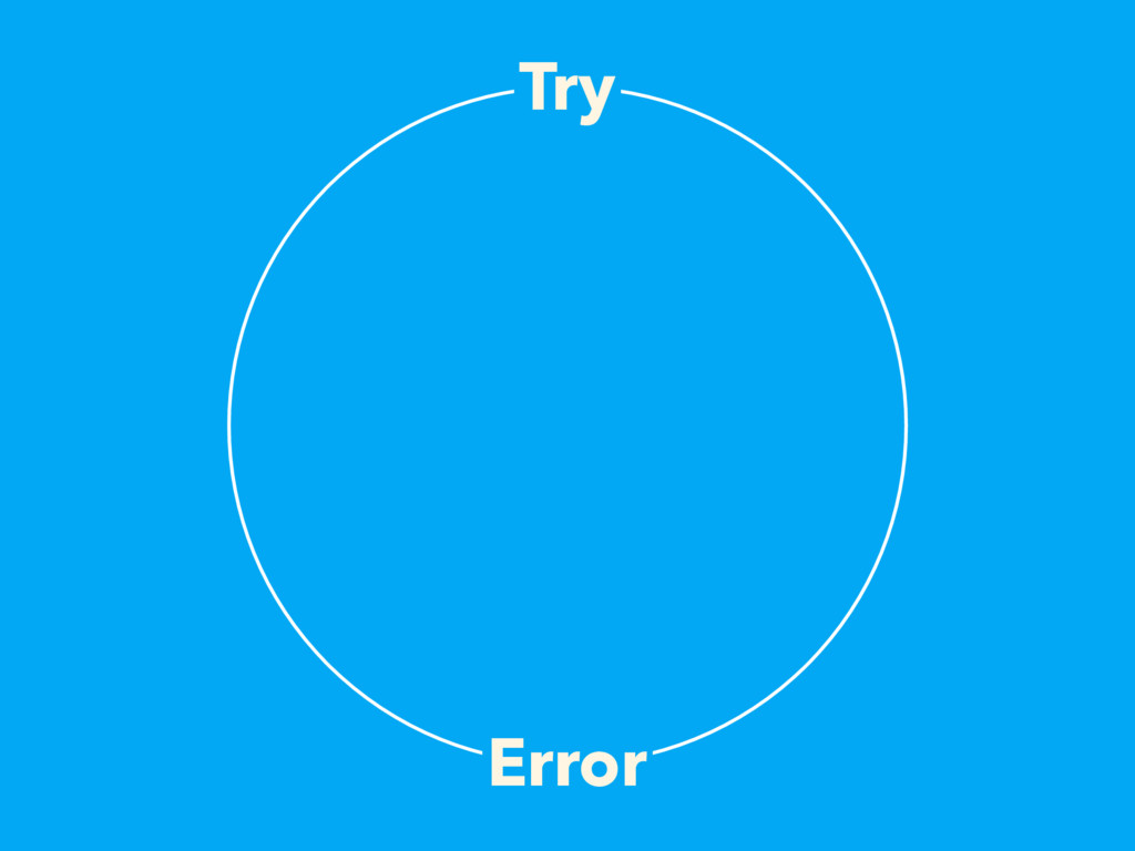 Try Error