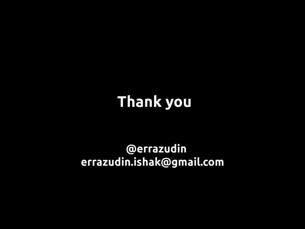Thank you @errazudin errazudin.ishak@gmail.com ...