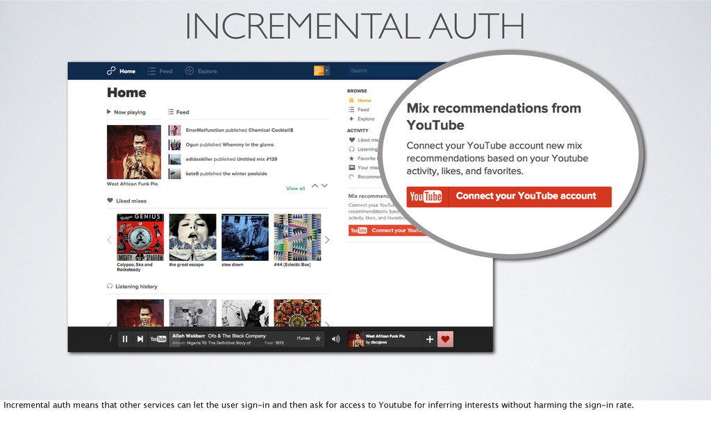 INCREMENTAL AUTH Incremental auth means that ot...