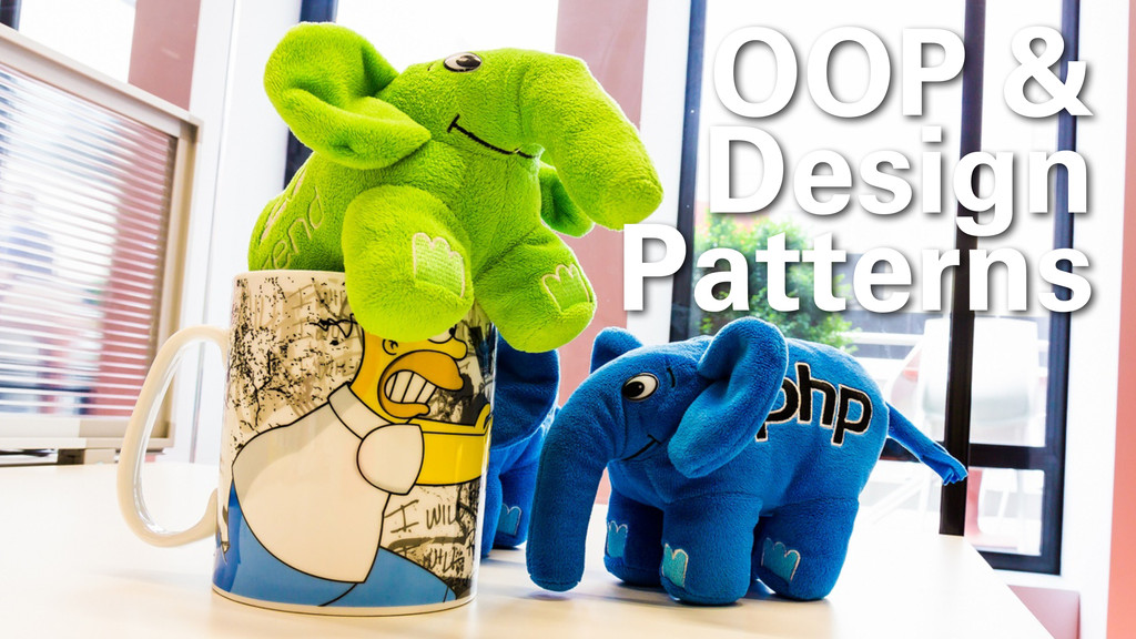 OOP & Design Patterns