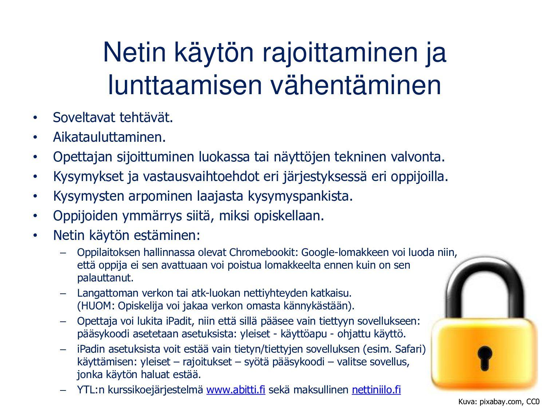 Parempia monivalintatehtäviä Lähteenä mm. Sanna...