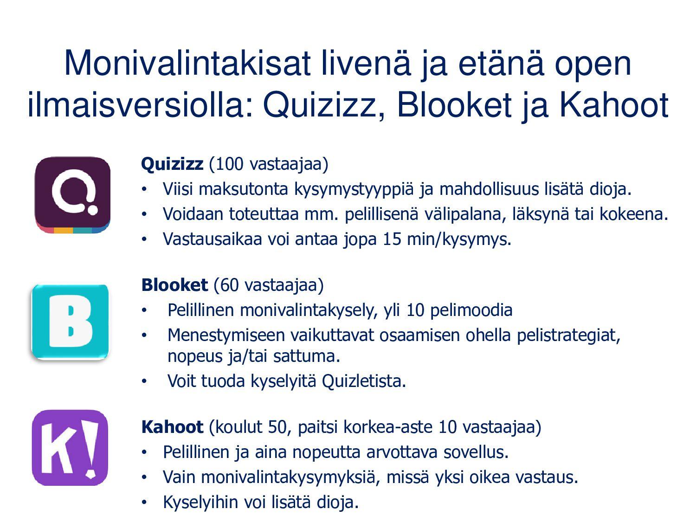 Lesson (beta) Voit luoda erilaisia teksti- ja k...