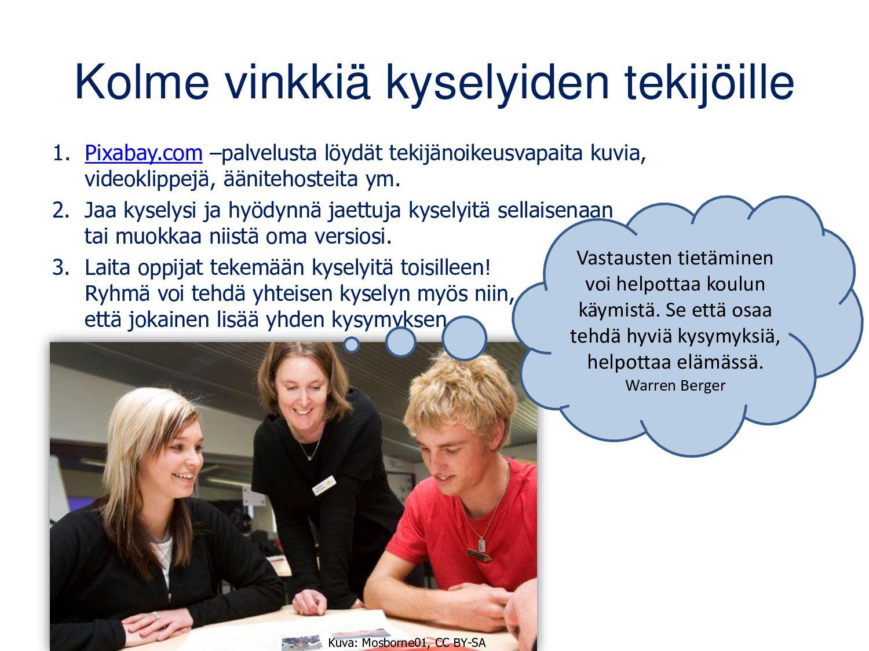 quizlet.com kulkee mukana ja harjoitella voi mi...