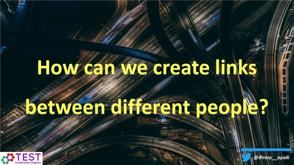 @emna__ayadi 4 How can we create links between ...