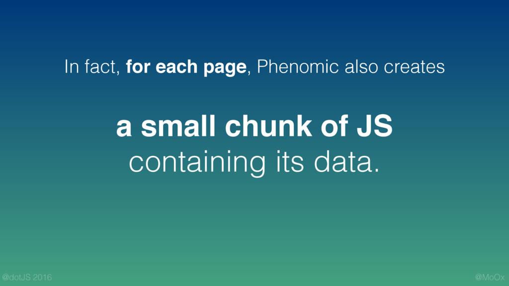 @MoOx @dotJS 2016 a small chunk of JS containin...