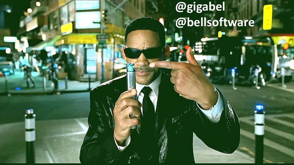31 WWW.BELL-SW.COM 31 WWW.BELL-SW.COM @gigabel ...