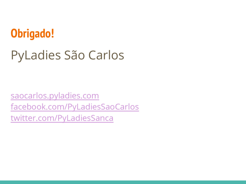 PyLadies São Carlos saocarlos.pyladies.com face...