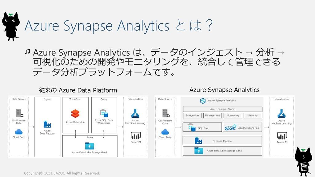 Azure Synapse Analytics とは? Azure Synapse Analy...