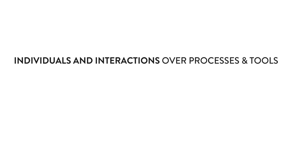 INDIVIDUALS AND INTERACTIONS OVER PROCESSES & T...