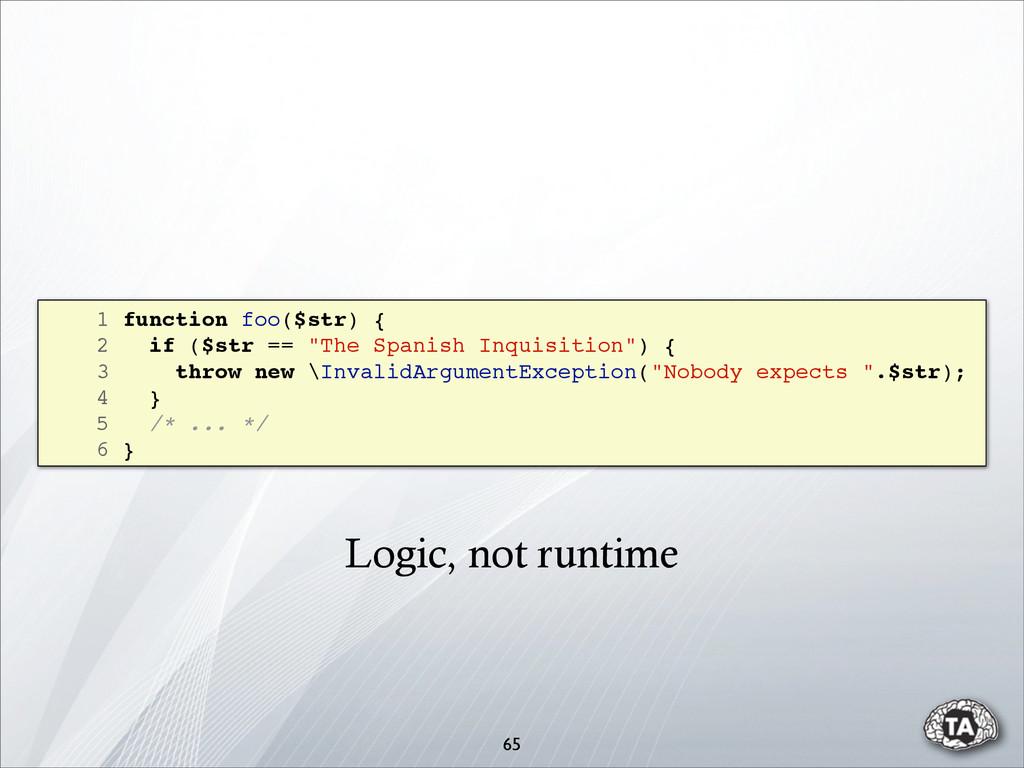 "65 1 function foo($str) { 2 if ($str == ""The Sp..."