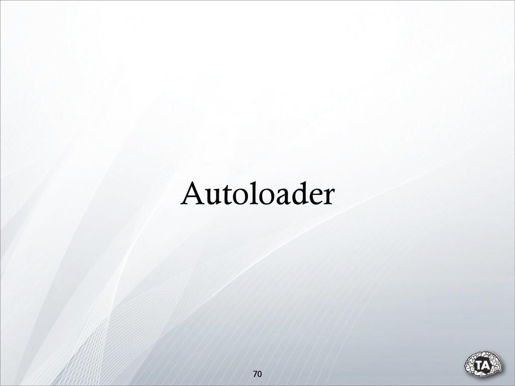 70 Autoloader