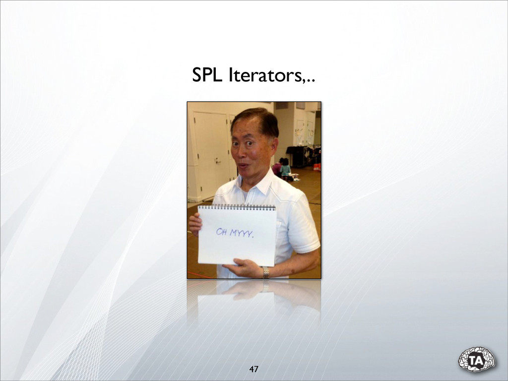 47 SPL Iterators,..