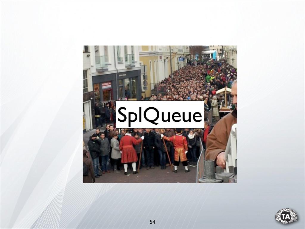 54 SplQueue