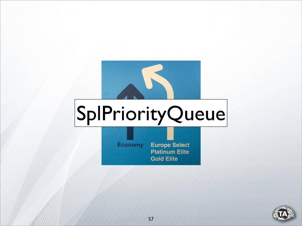 57 SplPriorityQueue