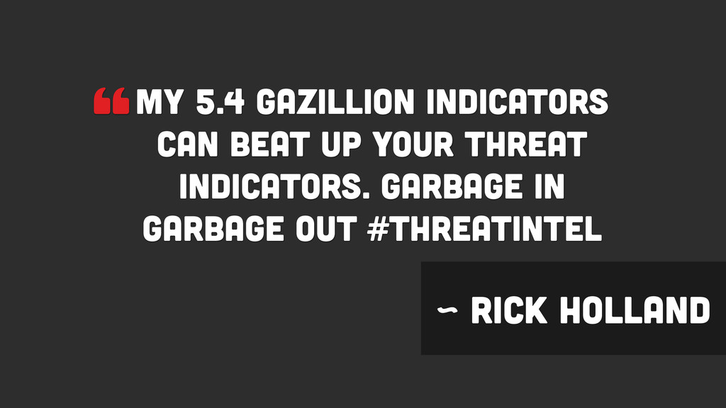 """My 5.4 gazillion indicators can beat up your t..."