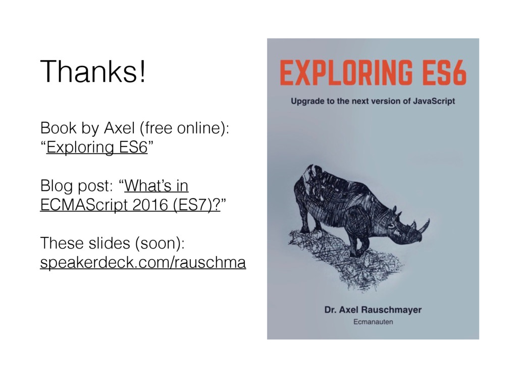 """Thanks! Book by Axel (free online): """"Exploring ..."""