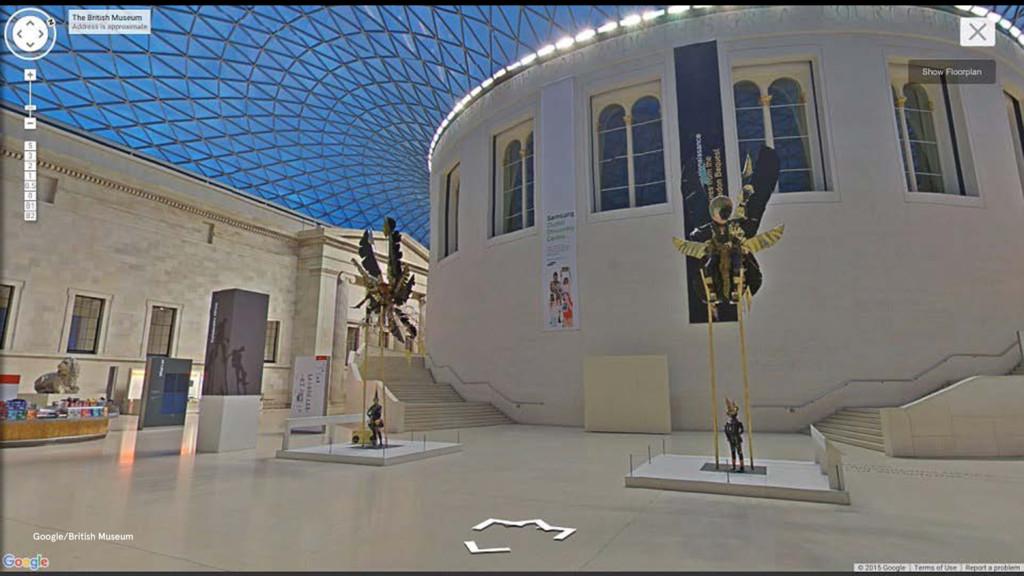 Google/British Museum