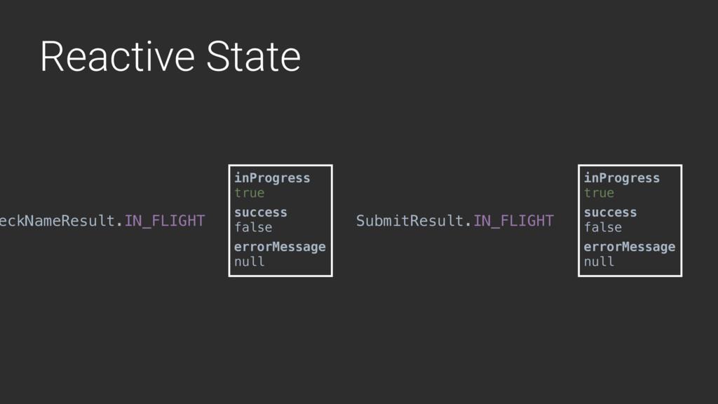 Reactive State eckNameResult.IN_FLIGHT inProgre...
