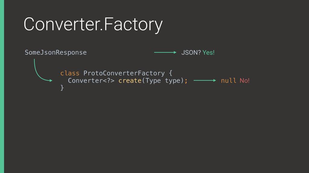 Converter.Factory class ProtoConverterFactory {...