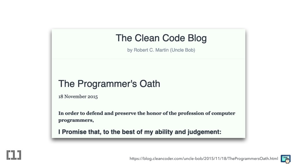 https://blog.cleancoder.com/uncle-bob/2015/11/1...