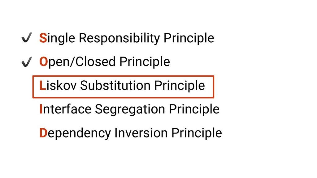 Single Responsibility Principle Open/Closed Pri...