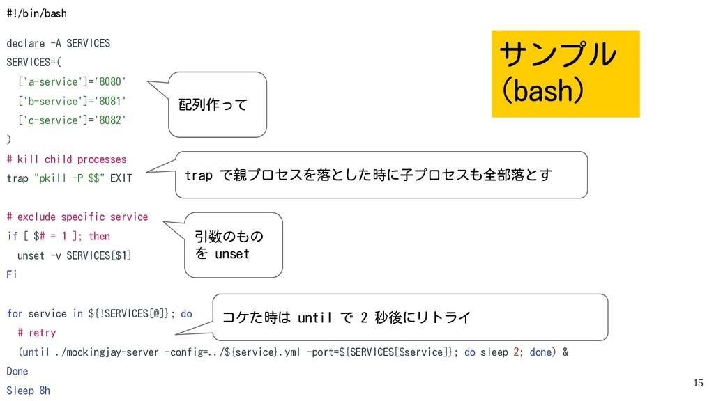 #!/bin/bash declare -A SERVICES SERVICES=( ['a-...