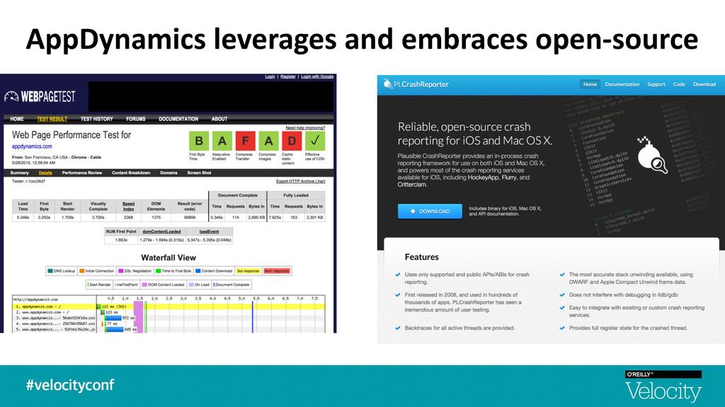AppDynamics leverages and embraces ...