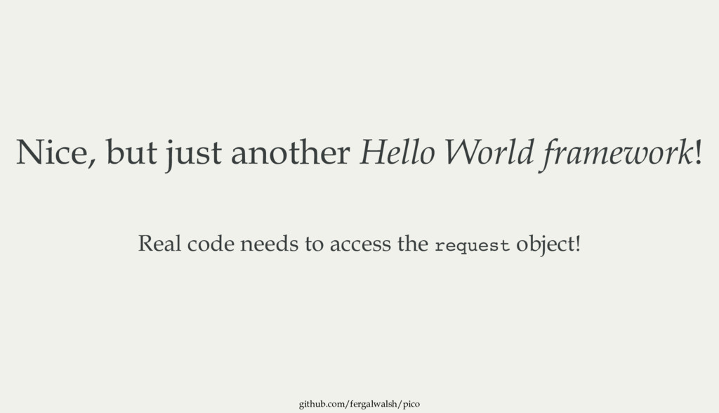 github.com/fergalwalsh/pico Nice, but just anot...