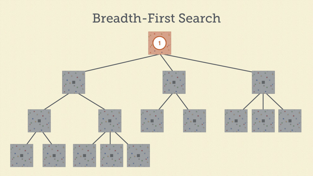 Breadth-First Search 1