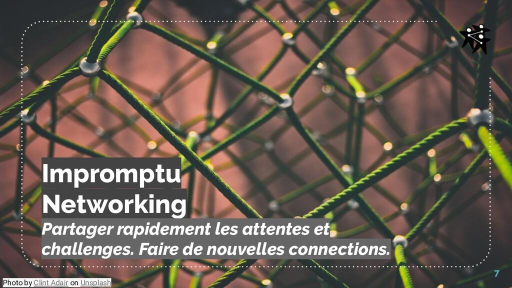 Impromptu Networking 7 Partager rapidement les ...